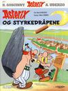 Cover Thumbnail for Asterix (1969 series) #10 - Asterix og styrkedråpene [10. opplag [9. opplag]]