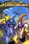 Cover for Asrial / Cheetah: Dragonblade (Antarctic Press, 2001 series) #1