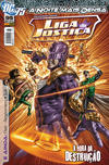 Cover for Liga da Justiça (Panini Brasil, 2002 series) #95