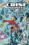 Cover for Crise Infinita (Panini Brasil, 2006 series) #2
