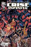 Cover for Crise Infinita (Panini Brasil, 2006 series) #3