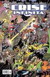 Cover for Crise Infinita (Panini Brasil, 2006 series) #7
