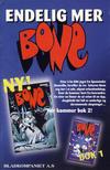 Cover for Bone [Endelig mer Bone] (Bladkompaniet / Schibsted, 2000 series)