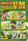 Cover for Fotball VM (Ernst G. Mortensen, 1982 series) #2