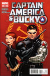 Cover for Captain America and Bucky (Marvel, 2011 series) #624