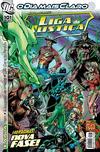 Cover for Liga da Justiça (Panini Brasil, 2002 series) #101