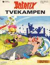 Cover for Asterix (Hjemmet / Egmont, 1969 series) #4 - Tvekampen [5. opplag]
