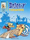 Cover for Asterix (Hjemmet / Egmont, 1969 series) #4 - Tvekampen [7. opplag]