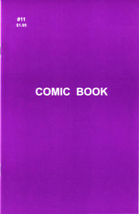 Cover Thumbnail for The Generic Comic (Comics Conspiracy, 2001 series) #11