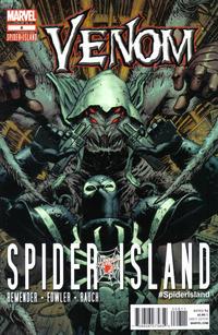 Cover Thumbnail for Venom (Marvel, 2011 series) #8