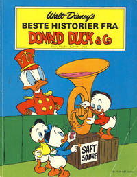 Cover Thumbnail for Walt Disney's Beste Historier fra Donald Duck & Co [Disney-Album] (Hjemmet / Egmont, 1974 series) #[1]