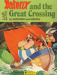Cover Thumbnail for Asterix (Dargaud International Publishing, 1984 ? series) #[22] - Asterix and the Great Crossing