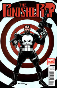 Cover Thumbnail for The Punisher (Marvel, 2011 series) #1 [Variant Edition - Sal Buscema Cover]