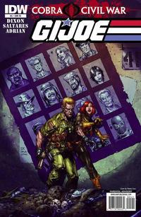 Cover Thumbnail for G.I. Joe (IDW, 2011 series) #5 [Cover RI]