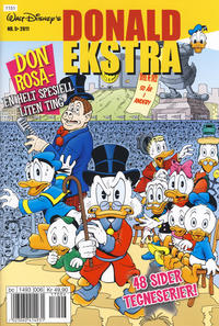 Cover Thumbnail for Donald ekstra (Hjemmet / Egmont, 2011 series) #5/2011
