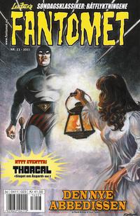 Cover Thumbnail for Fantomet (Hjemmet / Egmont, 1998 series) #23/2011