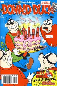 Cover Thumbnail for Donald Duck & Co (Hjemmet / Egmont, 1948 series) #45/2011