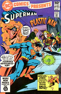 Cover Thumbnail for DC Comics Presents (DC, 1978 series) #39 [Direct]