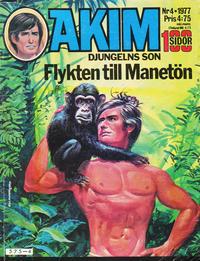 Cover Thumbnail for Akim (Semic, 1977 series) #4/1977