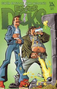 Cover Thumbnail for Bigger Dicks (Avatar Press, 2002 series) #1 [Cover B]