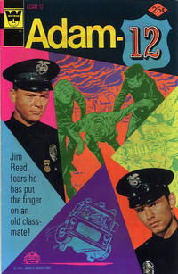 Cover Thumbnail for Adam-12 (Western, 1973 series) #6 [Whitman]