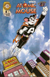 Cover Thumbnail for SFA's Atomic Mouse (Shanda Fantasy Arts, 2001 series) #1