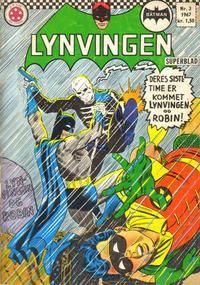 Cover Thumbnail for Lynvingen (Serieforlaget / Se-Bladene / Stabenfeldt, 1966 series) #3/1967