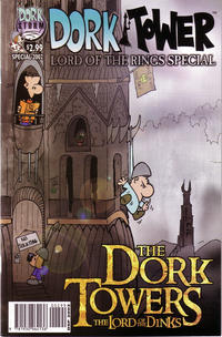 Cover Thumbnail for Dork Tower: The Lord of the Rings Special (Dork Storm Press, 2003 series)