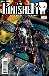 Cover Thumbnail for The Punisher (Marvel, 2011 series) #2