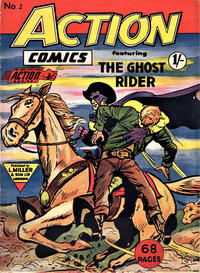 Cover Thumbnail for Action Comics (L. Miller & Son, 1958 series) #2