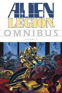 Cover Thumbnail for Alien Legion Omnibus (Dark Horse, 2009 series) #2