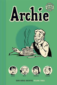 Cover Thumbnail for Archie Archives (Dark Horse, 2011 series) #3