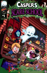 Cover Thumbnail for Casper's Scare School (Ape Entertainment, 2011 series) #1