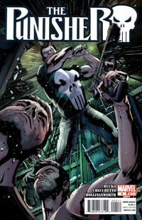 Cover Thumbnail for The Punisher (Marvel, 2011 series) #4