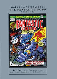 Cover Thumbnail for Marvel Masterworks: The Fantastic Four (Marvel, 2003 series) #13 [Regular Edition]