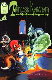 Cover Thumbnail for Princess Karanam and the Djinn of the Green Jug (MU Press, 1993 series)