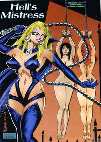 Cover Thumbnail for Hell's Mistress (Fantagraphics, 1997 ? series) #1