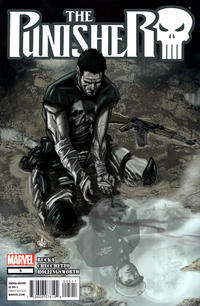Cover Thumbnail for The Punisher (Marvel, 2011 series) #5 [Direct Edition - Marco Checchetto Cover]