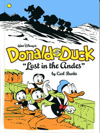 Cover Thumbnail for The Complete Carl Barks Disney Library (Fantagraphics, 2011 series) #[7] - Walt Disney's Donald Duck - Lost in the Andes