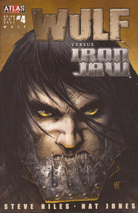 Cover Thumbnail for Wulf (Ardden Entertainment, 2011 series) #4
