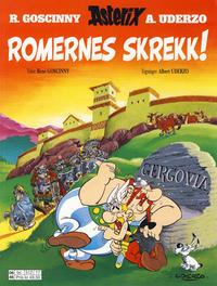 Cover Thumbnail for Asterix (Hjemmet / Egmont, 1998 series) #7 - Romernes skrekk! [11. opplag]