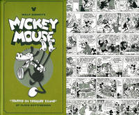 Cover Thumbnail for Walt Disney's Mickey Mouse (Fantagraphics, 2011 series) #2 - Trapped on Treasure Island