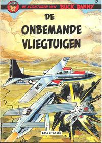 Cover Thumbnail for Buck Danny (Dupuis, 1949 series) #12 - De onbemande vliegtuigen
