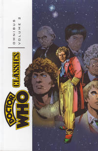Cover Thumbnail for Doctor Who Classics Omnibus (IDW, 2010 series) #2