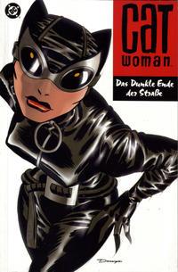 Cover Thumbnail for Catwoman - Das Dunkle Ende der Straße (Panini Deutschland, 2003 series)