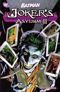 Cover Thumbnail for DC Premium (Panini Deutschland, 2001 series) #75 - Batman: Joker's Asylum II