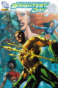 Cover Thumbnail for Brightest Day (Panini Deutschland, 2011 series) #5