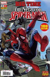 Cover Thumbnail for Im Netz von Spider-Man (Panini Deutschland, 2006 series) #33