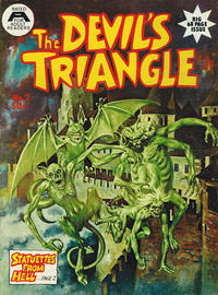 Cover Thumbnail for The Devil's Triangle (Gredown, 1976 ? series) #2