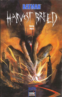 Cover Thumbnail for Batman: Harvest Breed (Semic S.A., 2001 series)